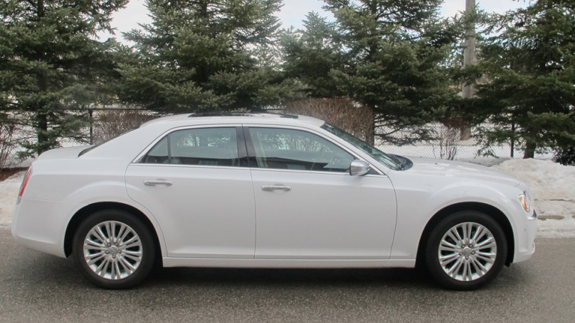 Are You the One? Chrysler 300C is hot-date material