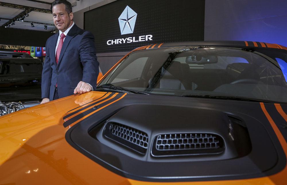Challenger Shaker