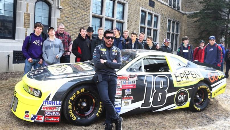 Motorsport: NASCAR Canadian Tire Series