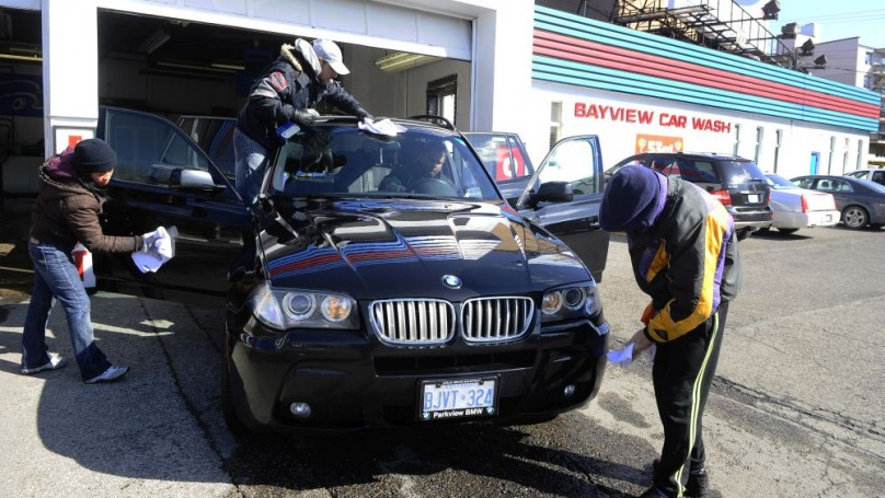 Cleaning your Vehicle: Healthy bodies and clean cars reflect their owners