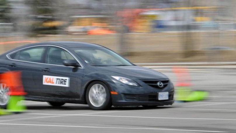 Tire Talk: Higher speed = better performance