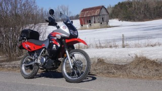 First spring ride cures the long winter blues