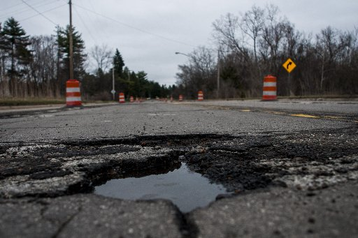 KENZIE NEWSLETTER: Where is 'pothole.com' when we need it?