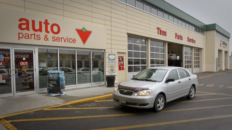 Automotive parts, tires and services move online