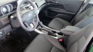 2014 Honda Accord Sedan - Touring Fresh and frugal sedan is surprisingly engaging