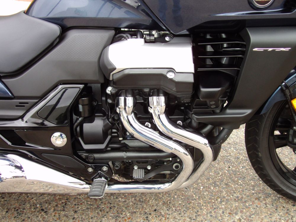Preview: 2014 Honda CTX1300  Everyday motorcycle wears many hats