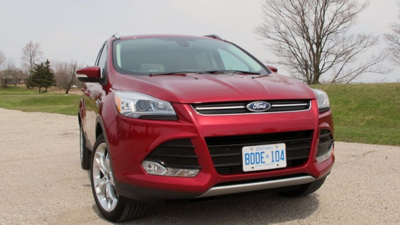 Road test: 2014 Ford Escape Titanium