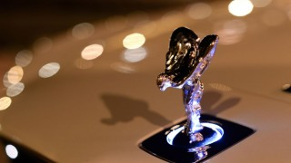 Rolls-Royce celebrates 110 years of excellence