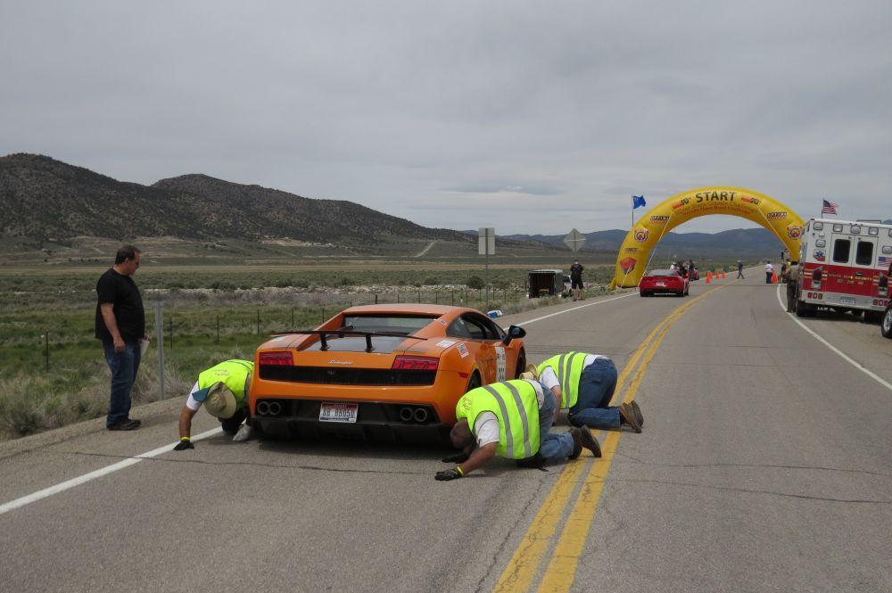 Motorsport: Nevada Open Road Challenge