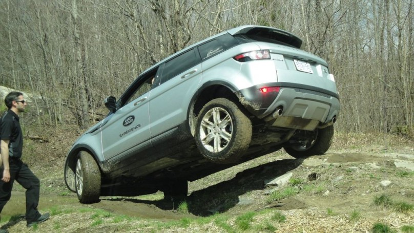 Off the beaten path -Rock climbing, cliff diving and creek crossing