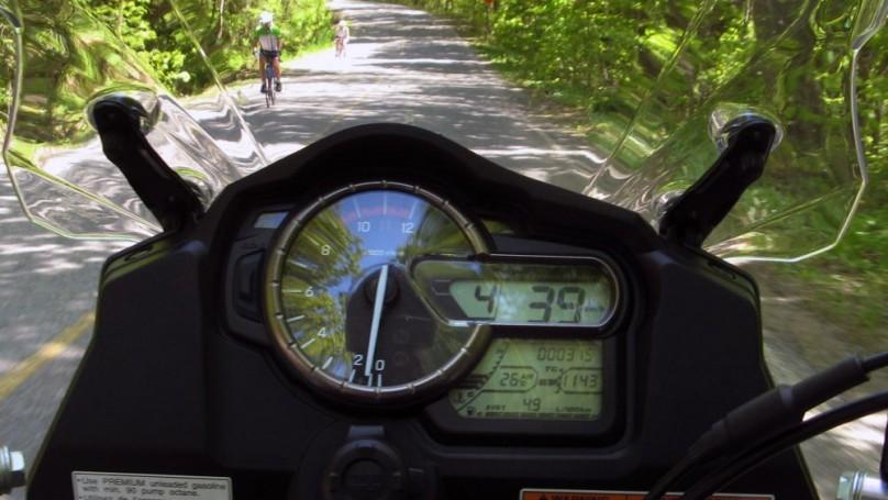 Suzuki V-Strom 1000 ABS ready for anything
