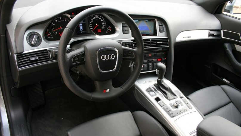 Second Hand 2009 11 Audi A6 Audi Turning Japanese I Really Think So Wheels Ca