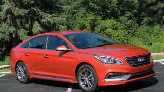2015 Hyundai Sonata gets new look