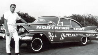 BACK IN THE DAY: When drag racing was king