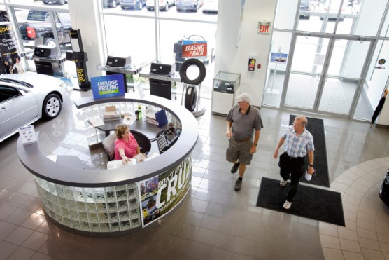 Manufacturer-dealership relationships have evolved