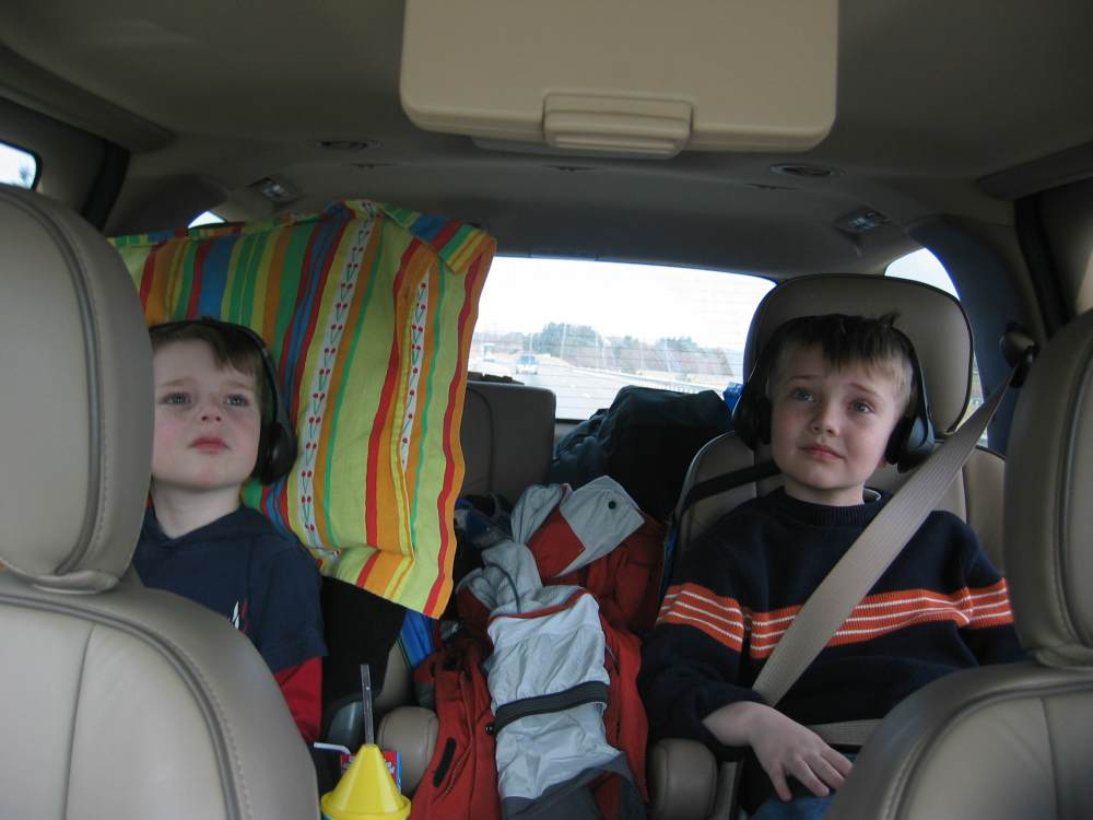 ROAD TRIPS: TOP MINIVANS