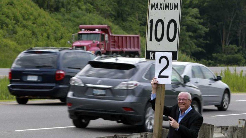 Transportation minister urged to increase speed, bring back photo radar