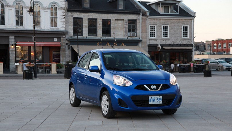 REVIEW: 2015 NISSAN MICRA SV-Who says cheap can't be good?