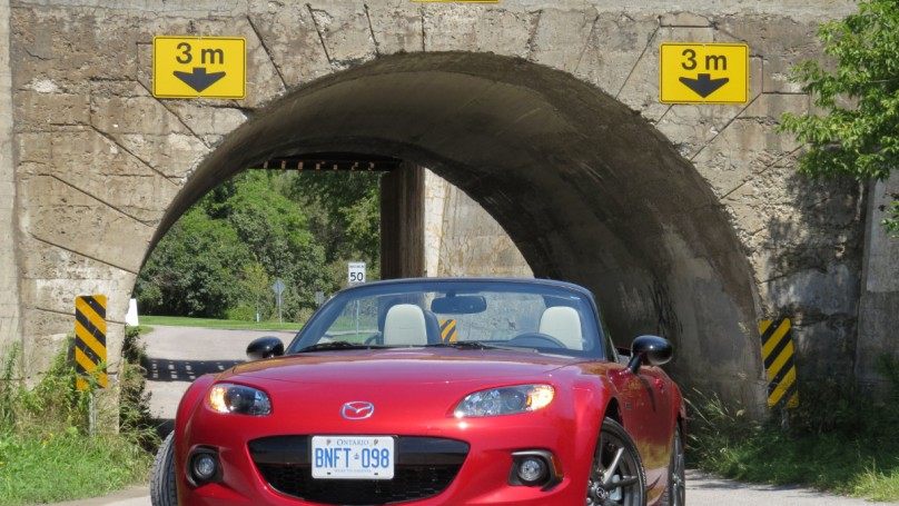 REVIEW: Mazda MX-5 25th Anniversary Edition
