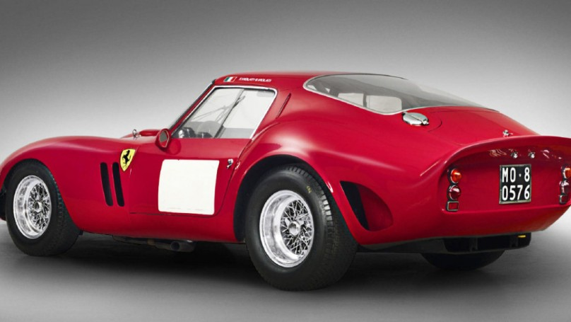 AUTO NEWS: Record weekend for classic car auctions