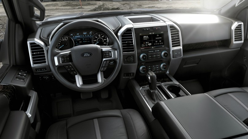 2015 Ford F150 Review Wheels Ca