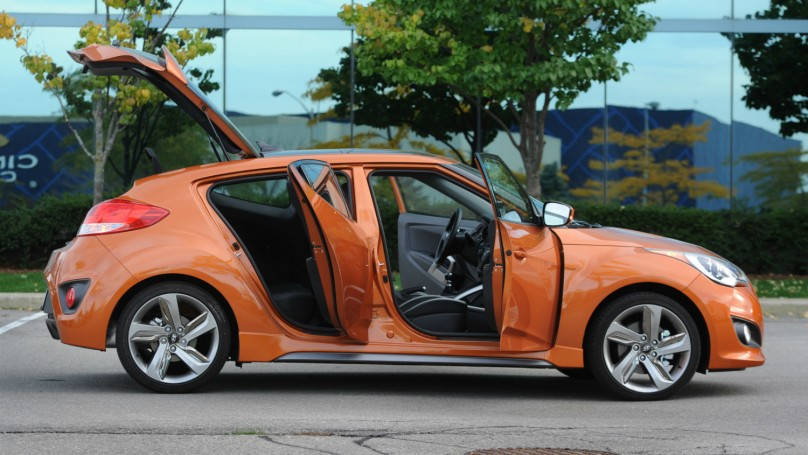 2015 Hyundai Veloster Turbo Review Wheels Ca