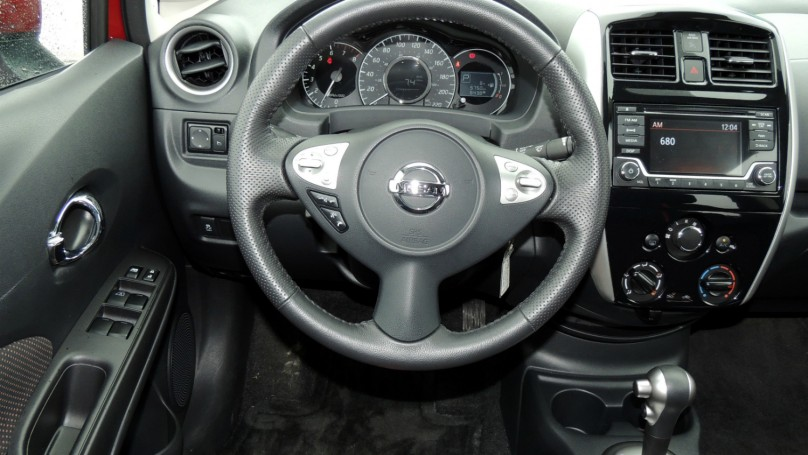 2015 Nissan Versa Note Sr Review Wheels Ca