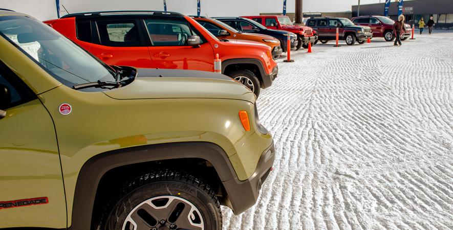 Fiat Chrysler Automobiles Lineup