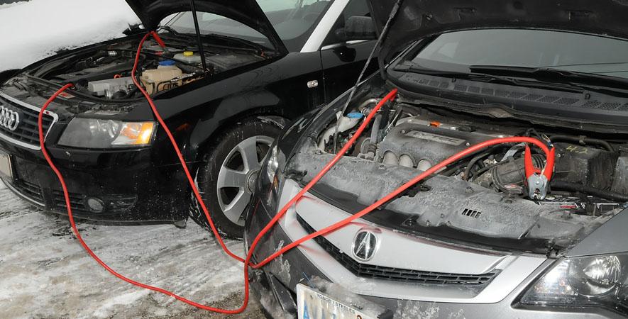 Car Battery - Jump Start