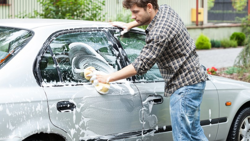 benefits that can persuade you to wash your car