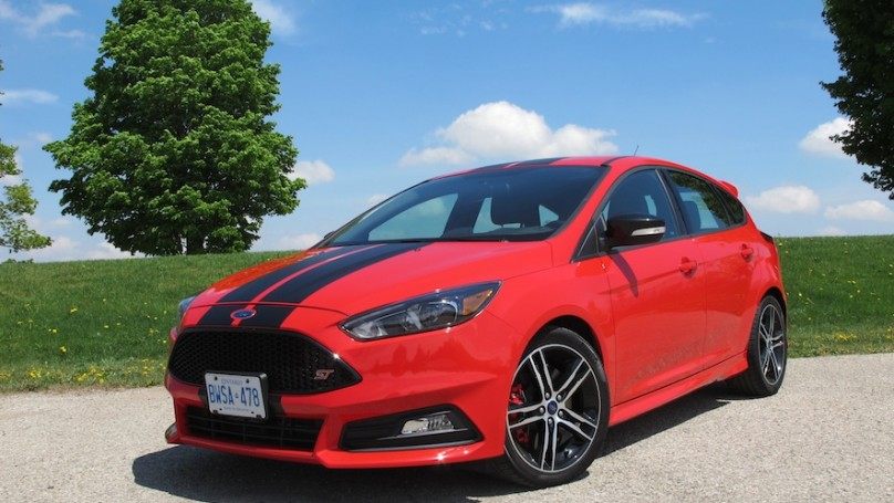 Focus St Towing >> 2017 Ford Focus St Red | 200+ Interior and Exterior Images