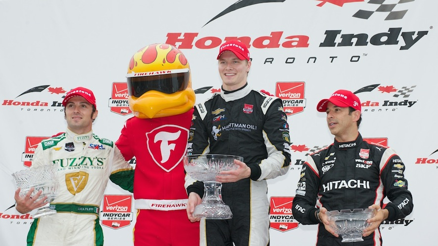 Honda Indy Winners