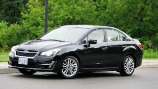 2015 Subaru Impreza 4-Dr Limited
