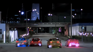 Fast & Furious cars hero