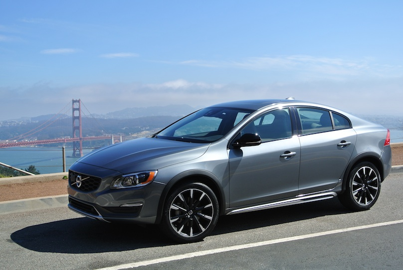 San Francisco and the 2016 Volvo S60 Cross Country - WHEELS.ca