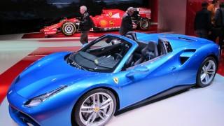 Frankfurt15 Ferrari 488 Spider