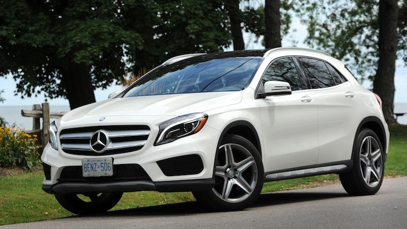 2015 mercedes benz gla 250 4matic review for Mercedes benz gla 2015 price