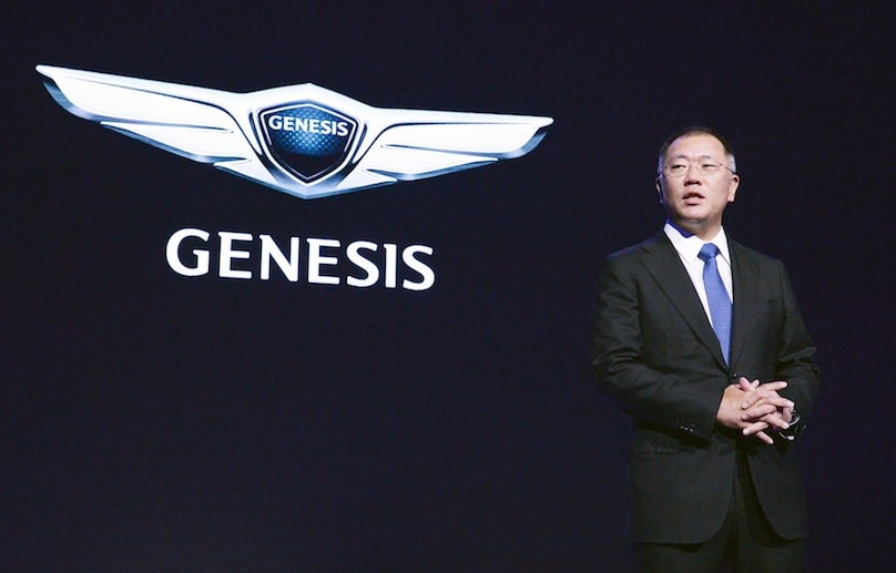 Hyundai launches global brand