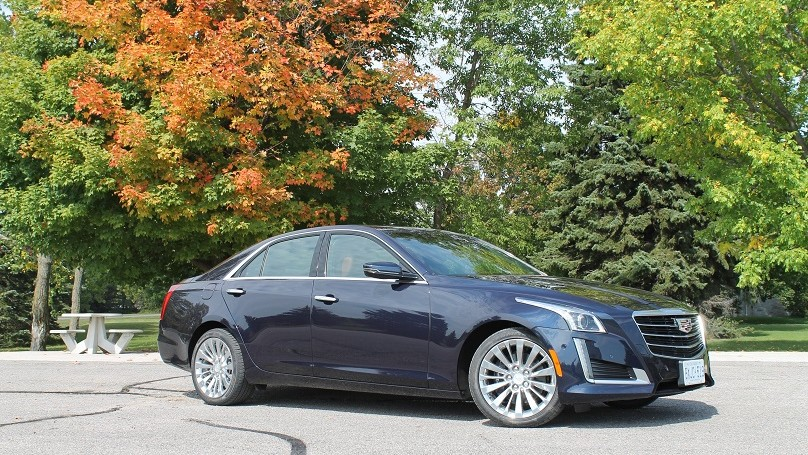 cadillac cts stands out from the crowd. Black Bedroom Furniture Sets. Home Design Ideas