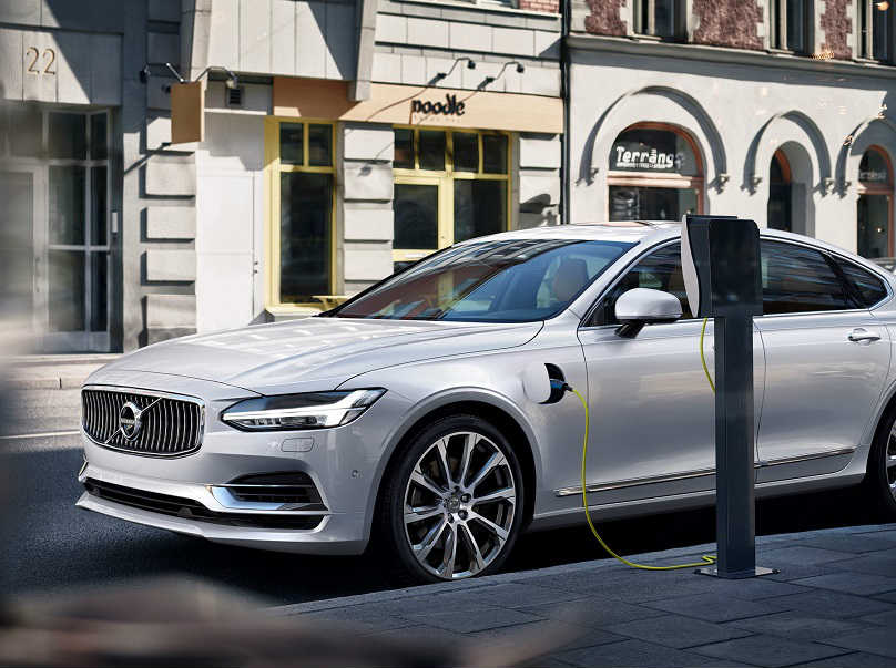 Volvo electric request