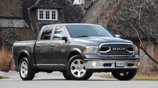 2016 RAM 1500 Laramie Ecodiesel
