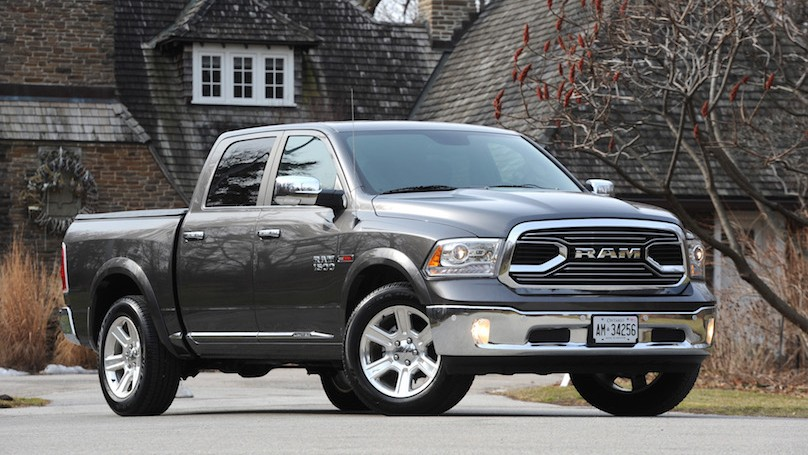 Ram 1500 Ecodiesel Review >> Diesel-powered luxury in a Ram pickup - WHEELS.ca