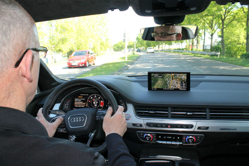 Preview Audi SQ Gets Charged Up WHEELSca - Audi sq7