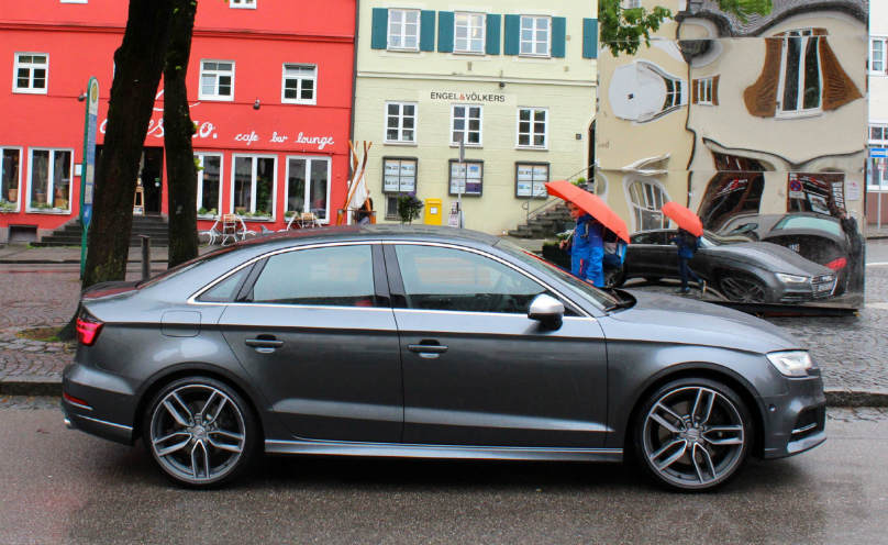 Preview A S An Enticing Entry Into The Audi Club WHEELSca - S3 audi