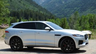 Jaguar F-Pace main