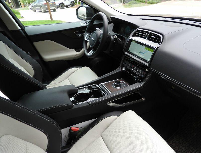 Jaguar's F-Pace SUV worth the wait – WHEELS.ca