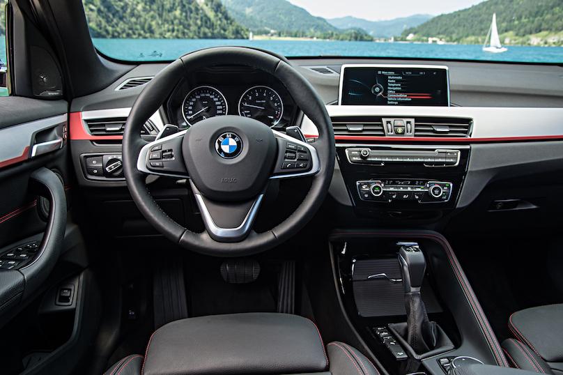BMWs X1 impresses on many fronts  WHEELSca