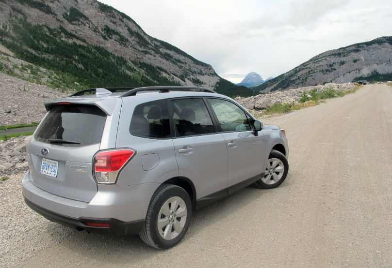 Forester still defines the compact CUV