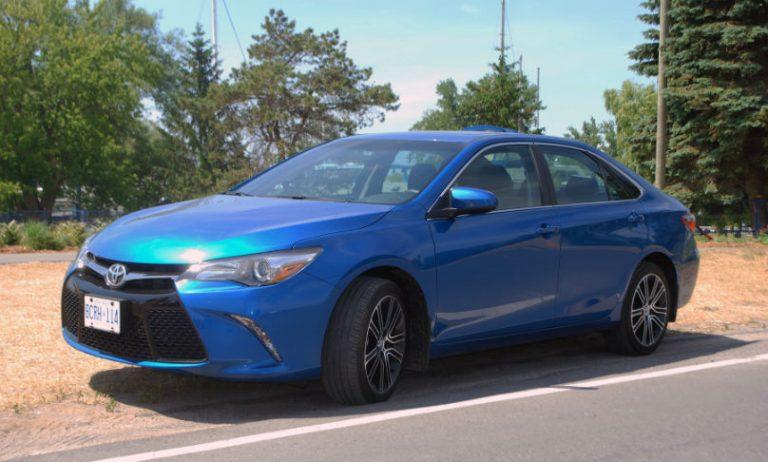 Toyota Camry XSE 2016 main