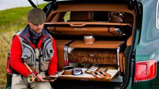Bentley fly fishing
